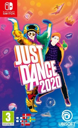 Just Dance 2020 NS