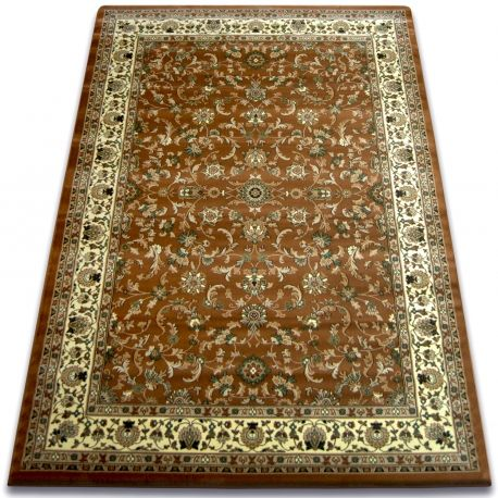 Dywan ROYAL ADR wzór 1745 brązowy 60x200 cm