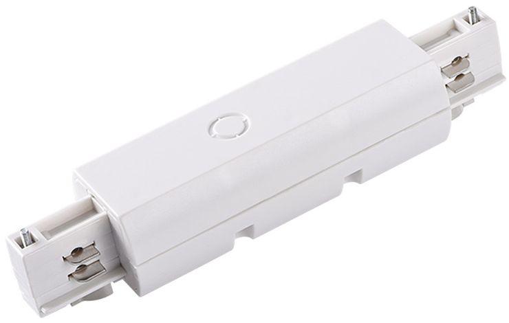 Elementy systemu szynowego TEAR łącznik prosty TEAR PR-I-WH 22585