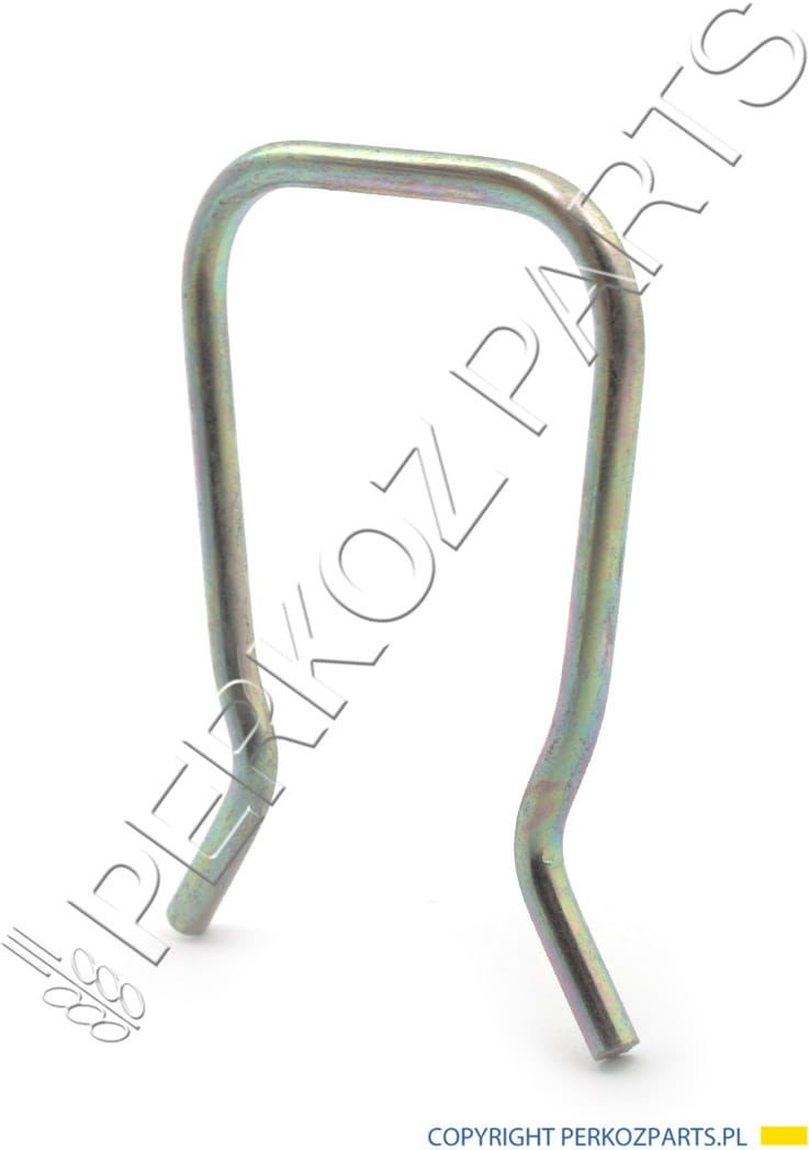Klamra panewki podbieracza Kverneland Vicon VF16616481