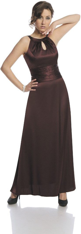 Sukienki Sukienka Suknie FSU168 BURGUND