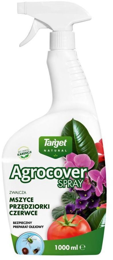 Preparat owadobójczy AGROCOVER 1 l TARGET NATURAL