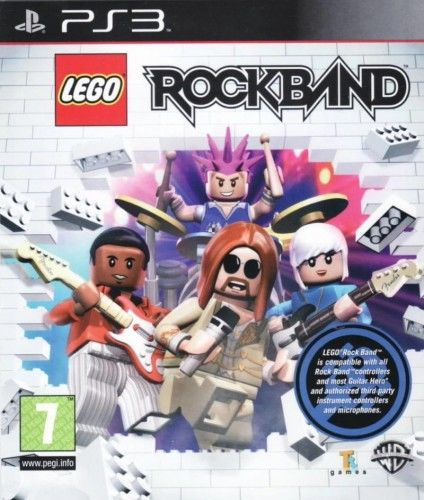 LEGO Rock Band PS 3 Używana