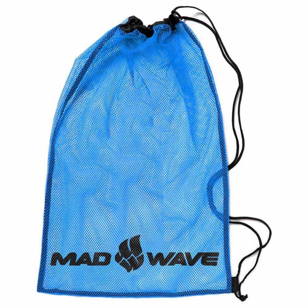 Torba treningowa mad wave dry niebieski