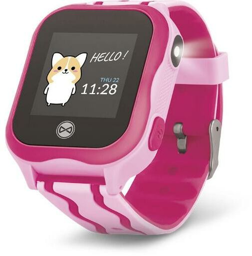 Forever Kids Watch SEE ME KW-300 (różowy)