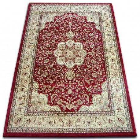 Dywan ROYAL AGY wzór 0521 bordowy 100x200 cm