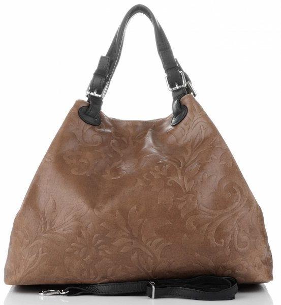 Torebki Skórzane ShopperBag marki Genuine Leather Ziemiste (kolory)