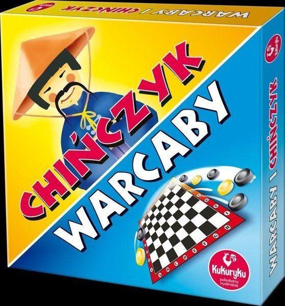 Gra Chińczyk i warcaby - Kukuryku