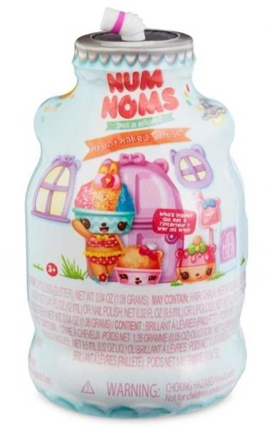 Num Noms Mystery Makeup Surprise Seria 2.1 - MGA