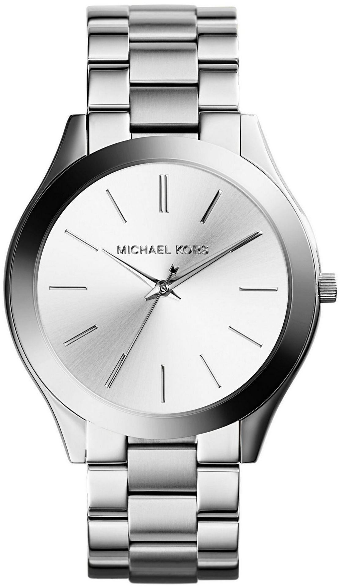 Zegarek Michael Kors MK3178 SLIM RUNWAY - CENA DO NEGOCJACJI - DOSTAWA DHL GRATIS, KUPUJ BEZ RYZYKA - 100 dni na zwrot, możliwość wygrawerowania dowolnego tekstu.