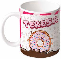 M.M. Group Filiżanka z imieniem i znaczeniem Teresa, 30 ml, ceramika, wielokolorowa