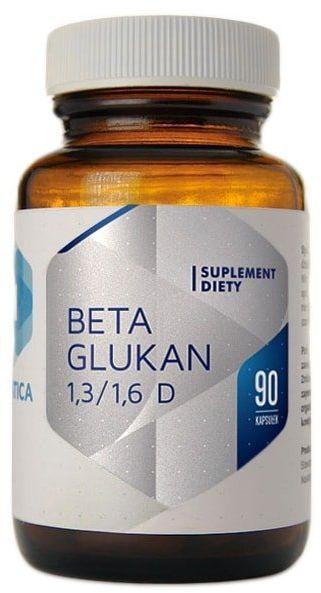 Beta Glukan 1,3/1,6 D (90 kaps) Hepatica