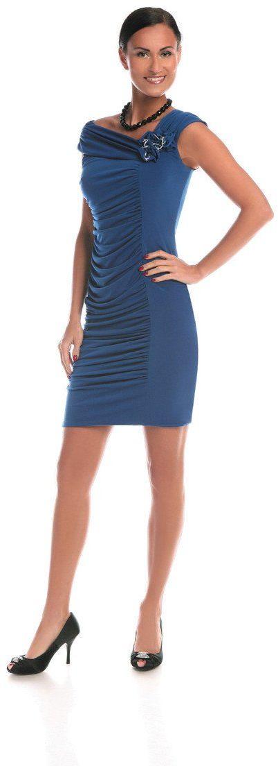 Sukienki Sukienka Suknie FSU198 CHABROWY
