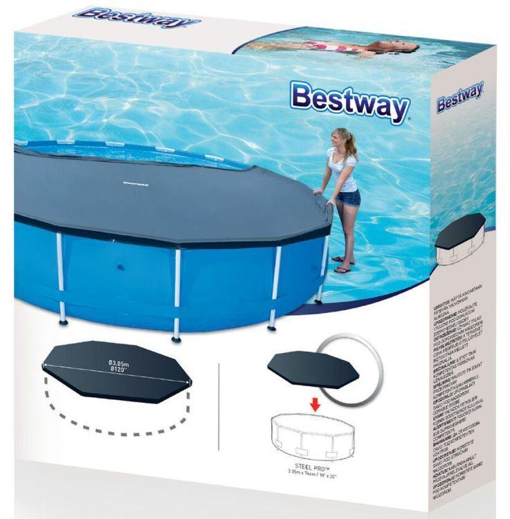 Pokrywa basenowa 305 cm Bestway 58036
