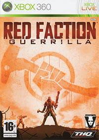 Red Faction Guerilla X360 Używana