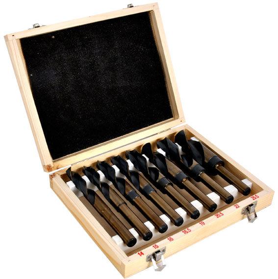 Zestaw wierteł 14-25,5mm nwka do metalu drewna 8el