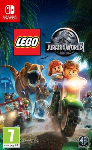 Lego Jurassic World NS
