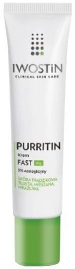 Iwostin pirritin fast Azg krem 40 ml