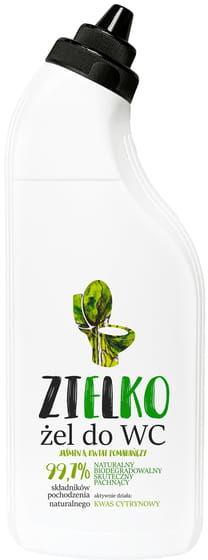 Zielko Żel do WC Jaśmin i Kwiat Pomarańczy 500 ml