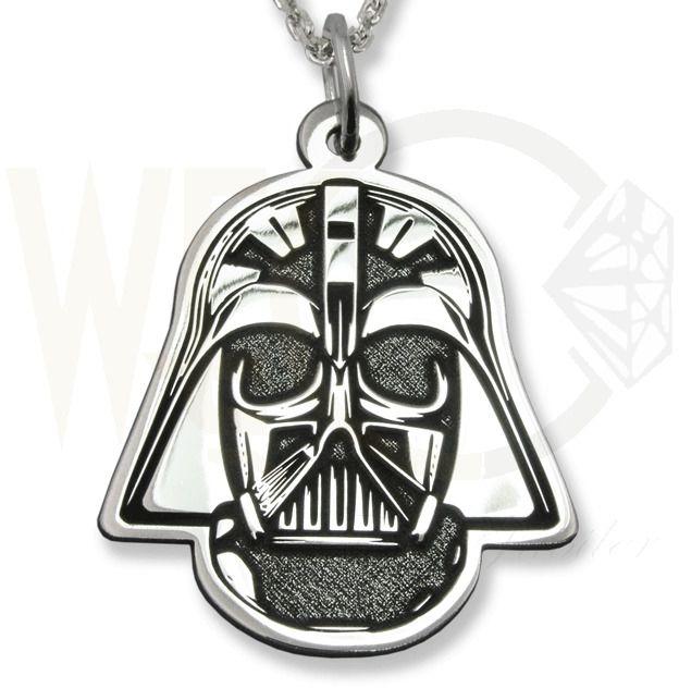 Wisiorek z łańcuszkiem ze srebra kosmiczny dowódca-1