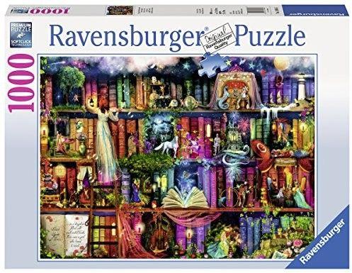 Puzzle Ravensburger 1000 - Magiczne opowieści, Magic tales Aimée Stewart
