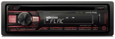 Radioodtwarzacz samochodowy ALPINE CDE-201R
