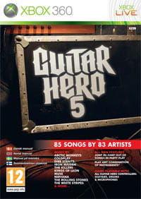 Guitar Hero 5 X360 Używana