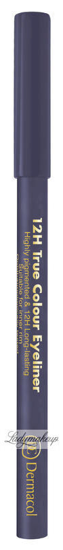 Dermacol - 12H True Color Eyeliner - Eyeliner w kredce - 7