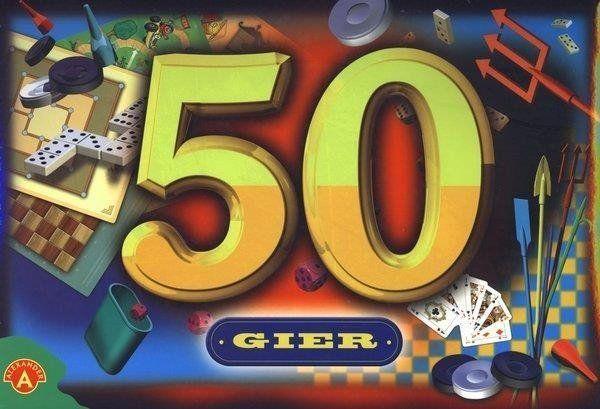 50 gier ALEX - Alexander