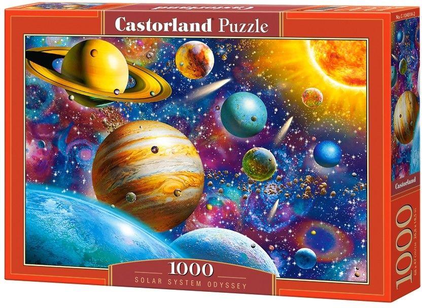 Puzzle Castorland 1000 - Piękno i łagodność, Beauty and Gentleness