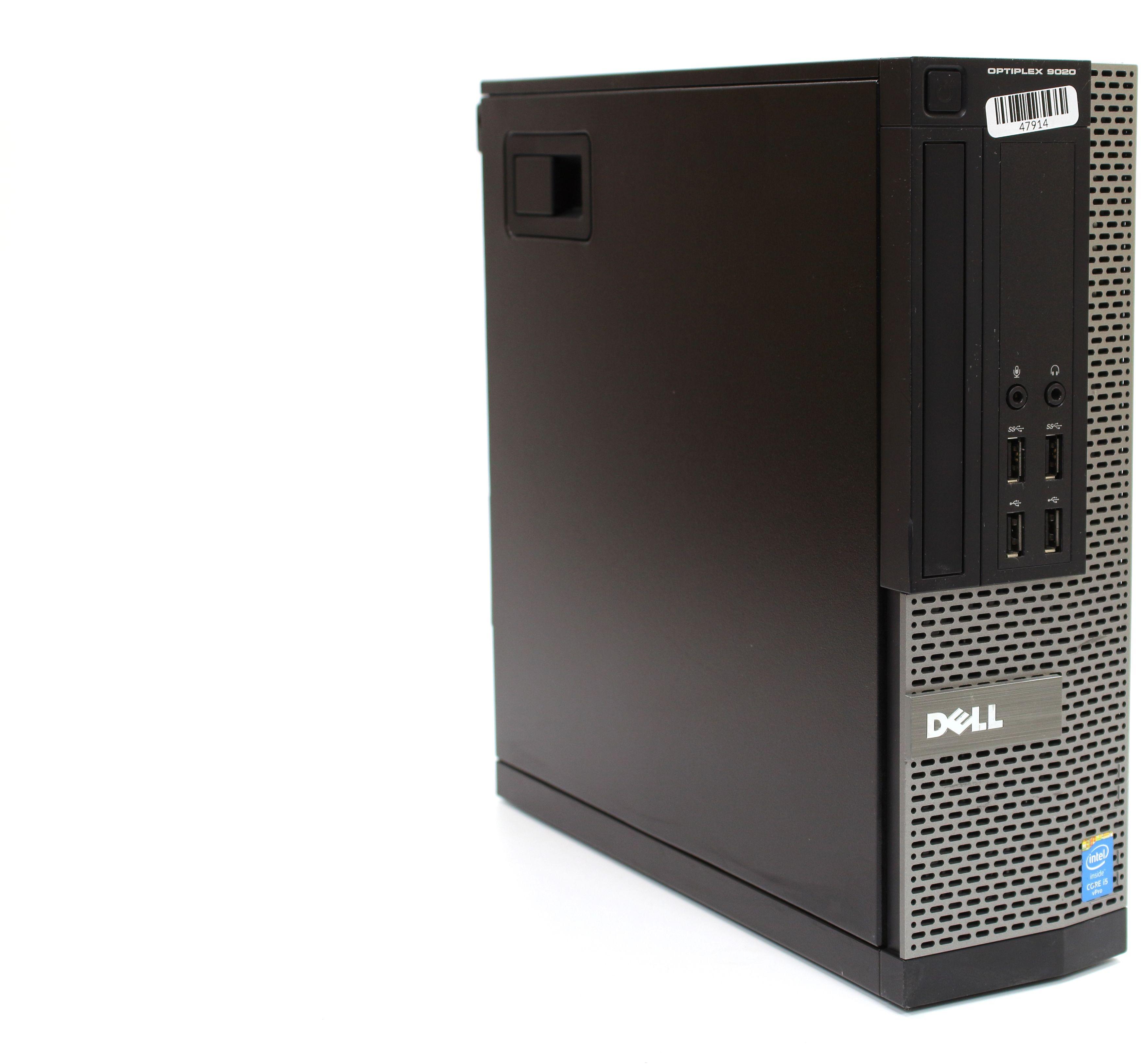 Komputer Dell OptiPlex 9020 SFF i5-4690 4x3.90GHz 8GB 256GB SSD Windows 8/10 Professional
