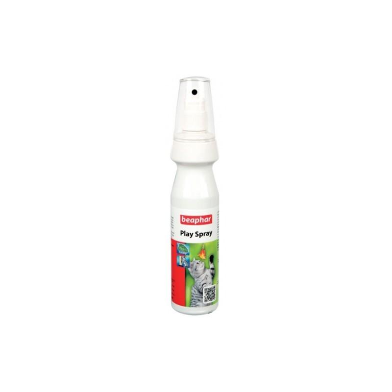 Beaphar Play Spray 150 ml - preparat treningowy dla kociąt