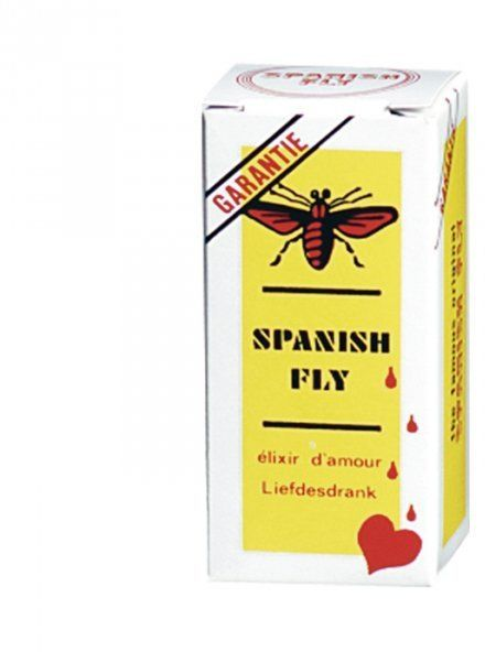 Supl.diety-Spanish Fly EXTRA