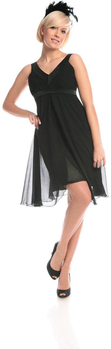 Sukienki Sukienka Suknie FSU152 CZARNY