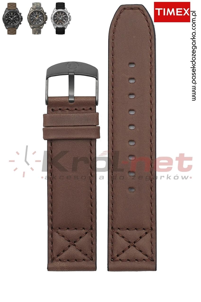 Pasek do zegarka Timex T49986 (P49986)