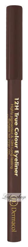 Dermacol - 12H True Color Eyeliner - Eyeliner w kredce - 6