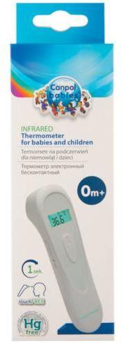 Canpol Babies bezdotykowy termometr na podczerwień 1 sztuka [5/300]