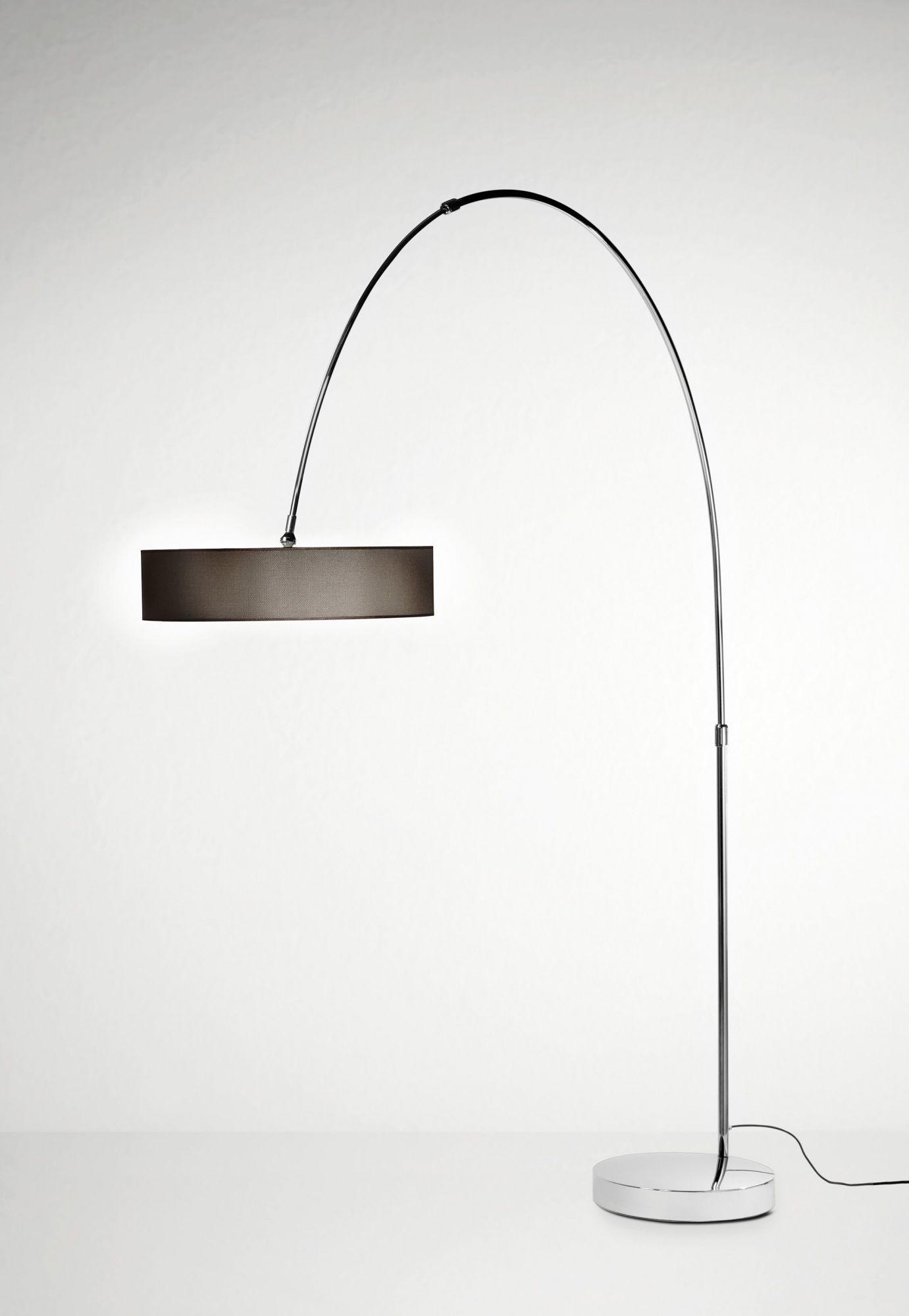 Lampa podłogowa Iris P-2718 Estiluz elegancka oprawa w nowoczesnym stylu