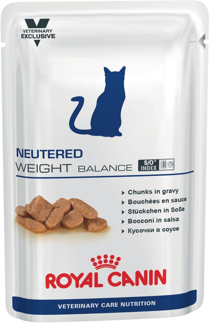 Royal Canin Veterinary Care Cat NEUTERED WEIGHT Balance saszetka