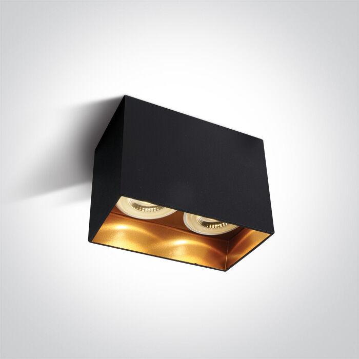 Oprawa sufitowa Nikomidia 2 12205NA/B - ONE Light  Sprawdź kupony i rabaty w koszyku  Zamów tel  533-810-034