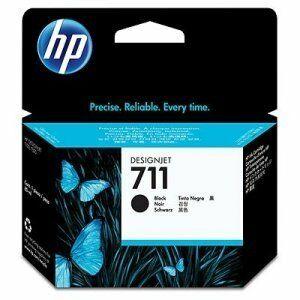 Tusz HP 711 80-ml Black Ink Cartridge (CZ133A) do HP T520