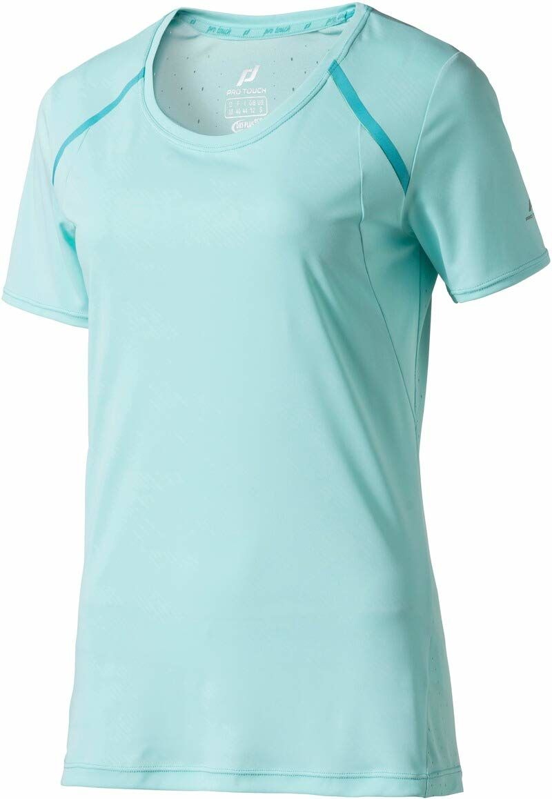 Pro Touch Damska koszulka Osita, turkusowa/miętowa ciemnoszara, 36