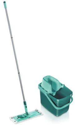 Zestaw z mopem płaskim LEIFHEIT Combi Clean M 55356