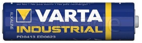 Baterie alkaliczne Varta Industrial LR6/AA 4006 (taca)