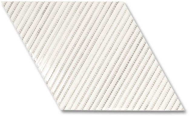 Rhombus Wall B&W Bambu 15,2x26,3