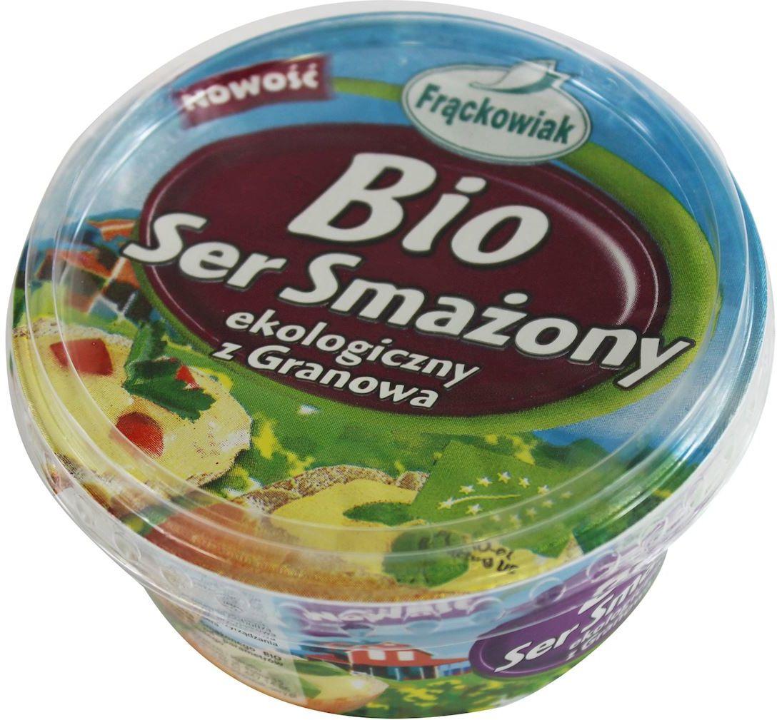 Ser smażony bio 150 g - frąckowiak