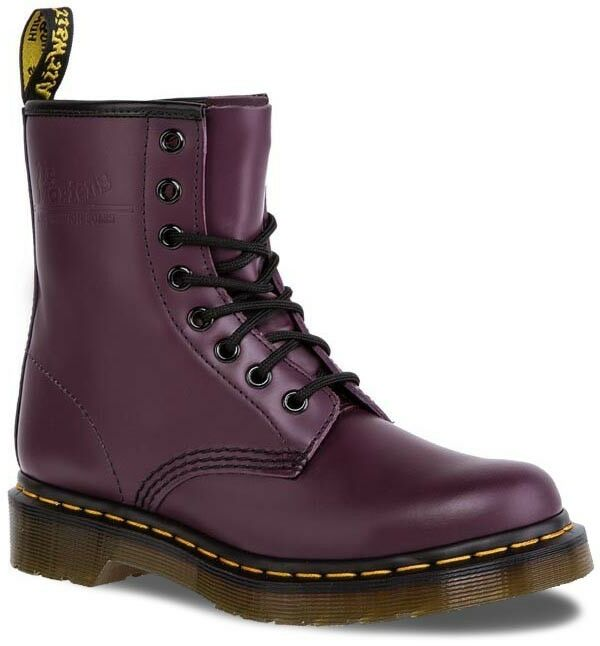 Glany DR. MARTENS - 1460 10072501/11821500 Purple