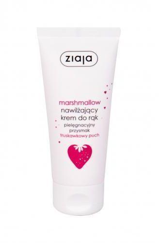 Ziaja Marshmallow Moisturizing krem do rąk 50 ml dla kobiet