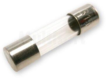 Wkładka topikowa szklana 5x20mm zwłoczna 250V/0,315A