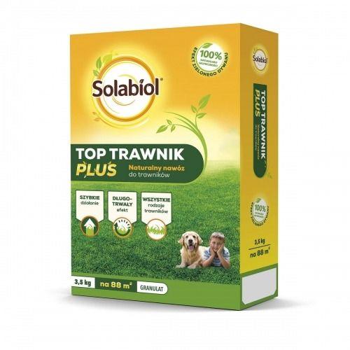 Nawóz do trawnika  top trawnik plus  3,5 kg solabiol
